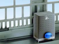 Комплект автоматики для откатных ворот