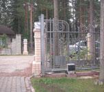 Цены на автоматику для откатных ворот в Санкт-Петербурге