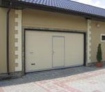 Теплые секционные ворота «ALUTECH»: цена, конструкция, автоматика на подъемно-секционные ворота, монтаж